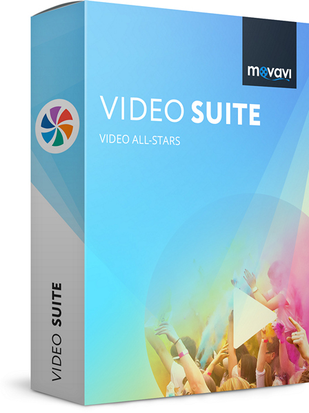 Movavi Video Suite 17.4.0