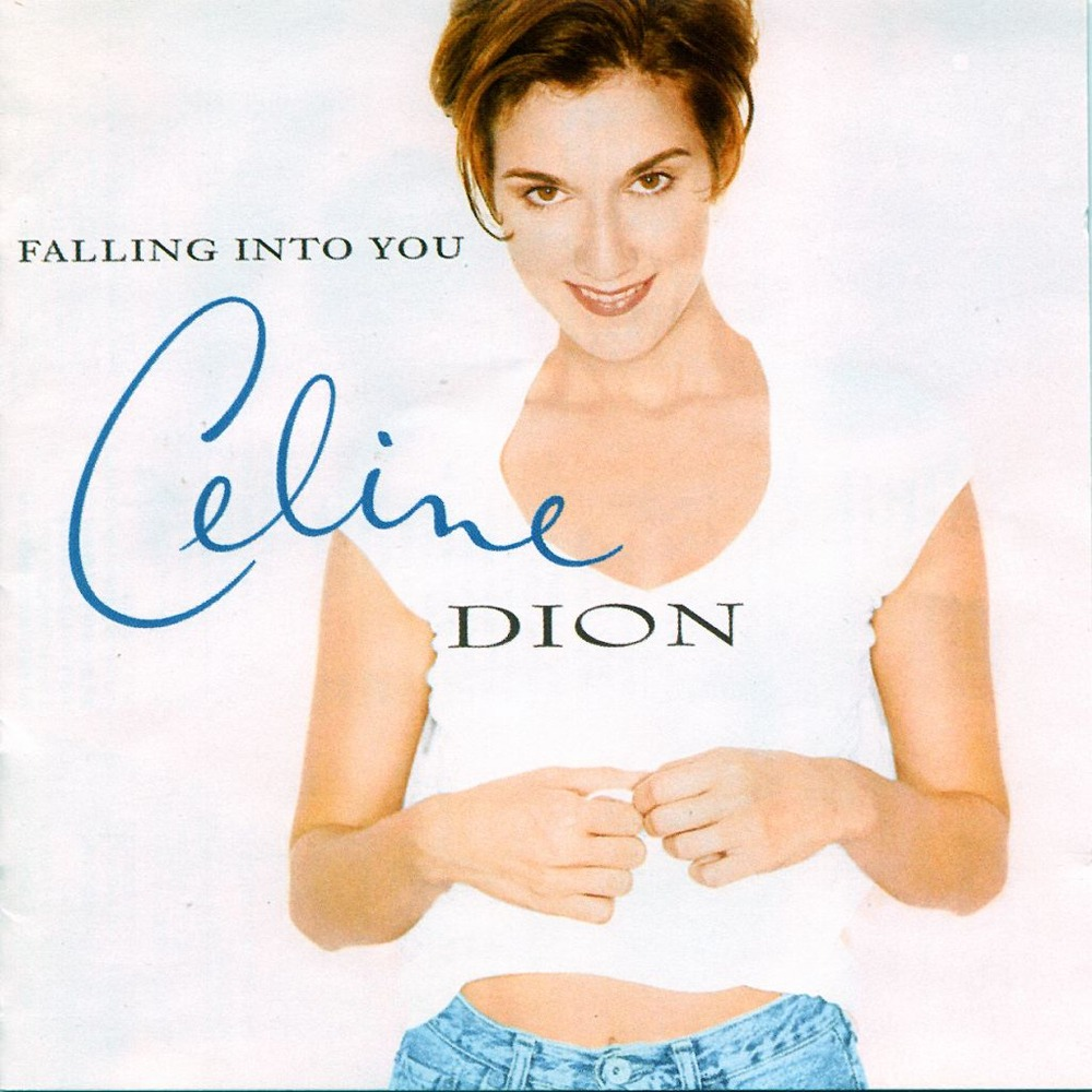 Celine Dion - Falling to you 1996 FULL ALBOM