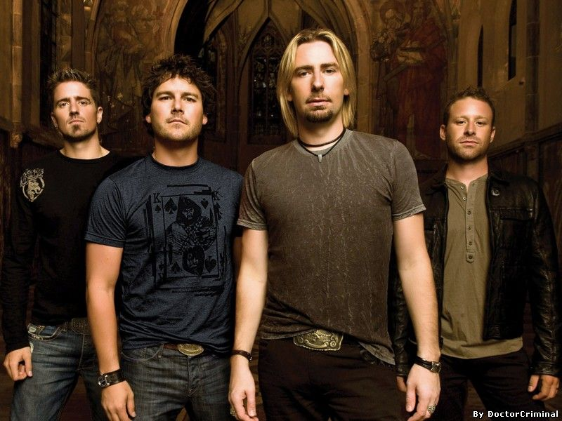 Nickelback - When We Stand Together Full HD