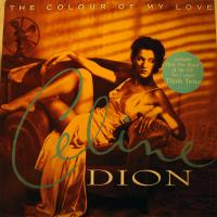 Celine Dion - The colour of my love 1993 FULL ALBOM