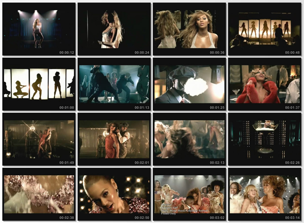 Beyonce - Naughty girl 1080i HDTV