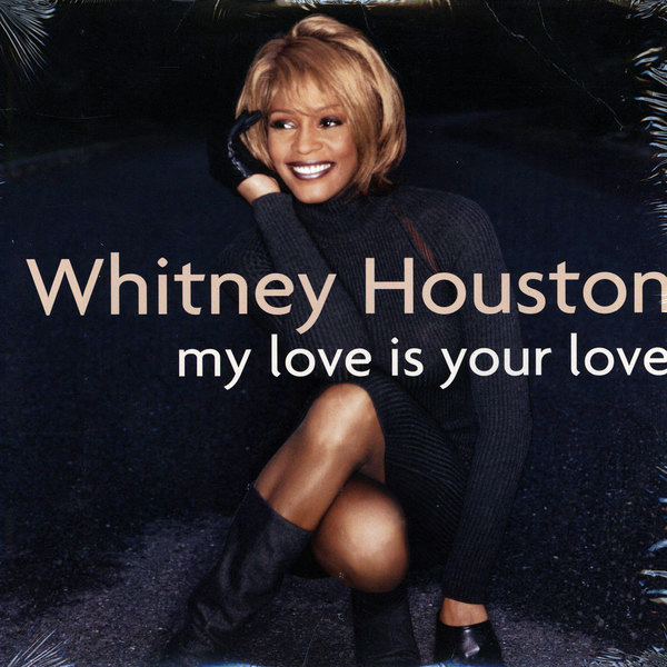 Whitney Houston - My love is your love 1998 FULL ALBOM