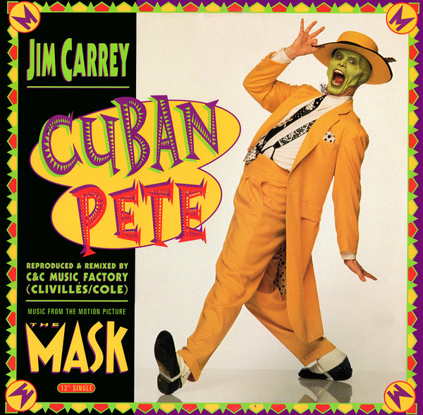 Jim Carrey – Cuban pete