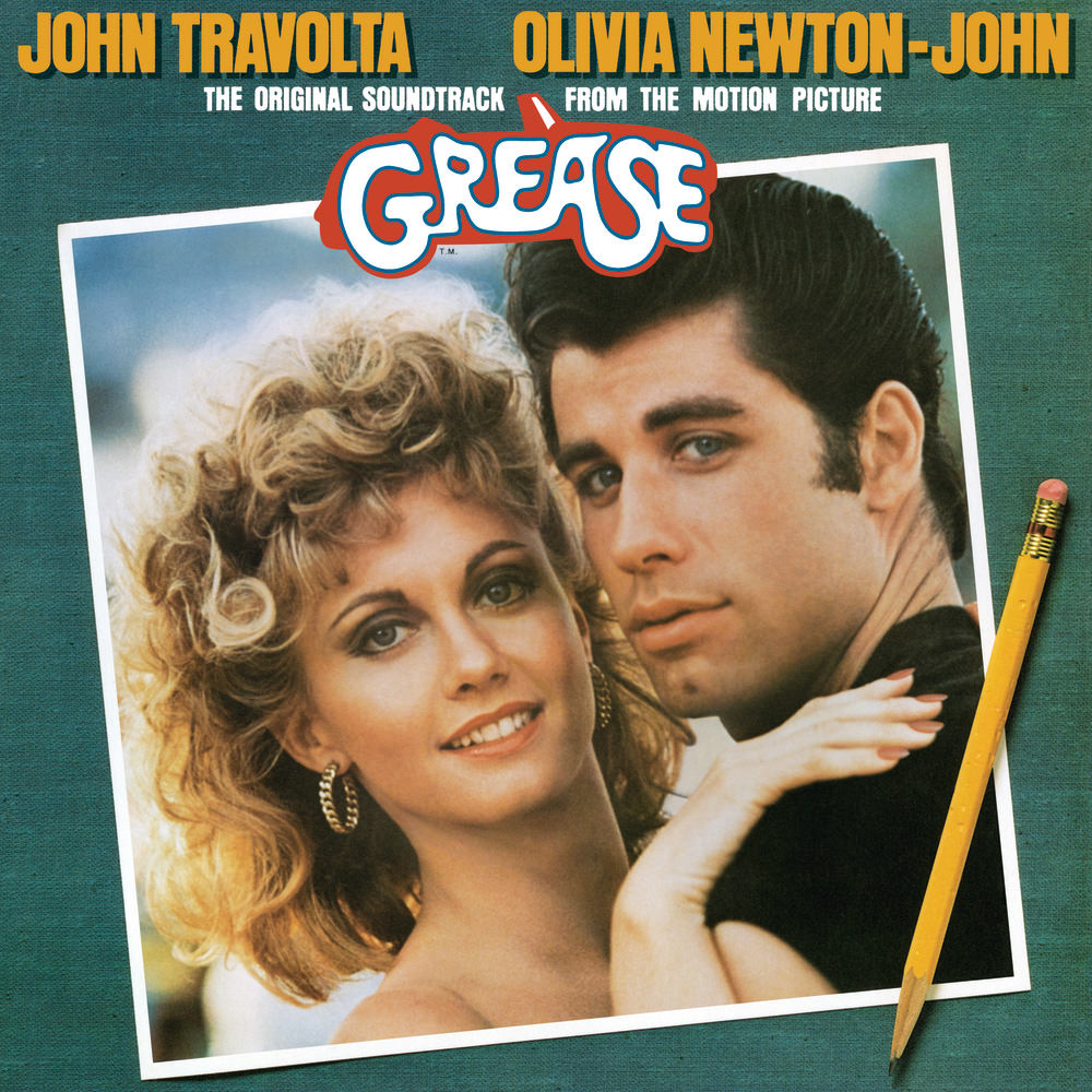 John Travolta ft Olivia Newton John - The grease megamix