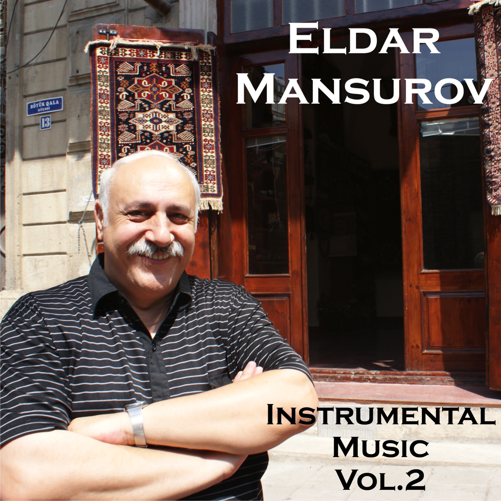 Eldar Mahsurov - Sən hardasan (Where are you)
