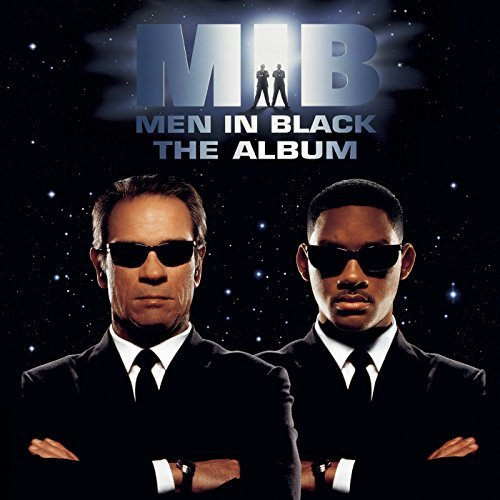 Will Smith - Man in black